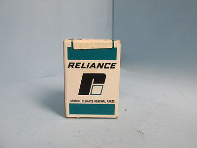 RELIANCE RED PUSH PULL SWITCH 610281-12R LOT OF 3 *PZF*