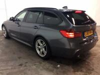 2013 BMW 3 SERIES 318d M Sport 5dr Touring