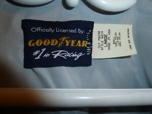 Goodyear Racing Jacket Comox / Courtenay / Cumberland Comox Valley Area image 2