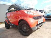 2007 SMART FORTWO 0.7 PETROL 61 PURE £30 TAX SEMI-AUTO