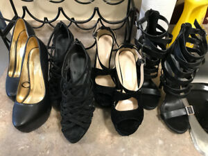 """High heels"" 40$ for all"