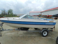 Campion 16.5ft Boat With 3.0L Mercury Inboard Outboard