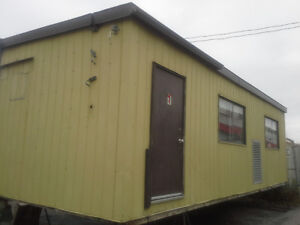 24x32 Portable Mobile Home Trailer Great Hunting / Fishing Camp