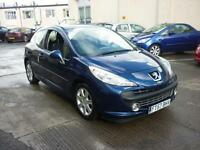 2008 Peugeot 207 1.6HDI 90 Sport Finance Available