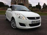 Suzuki Swift 1.2 ( 93bhp ) SZ3 LOW INSURANCE LOW TAX, ONLY 57K FSH