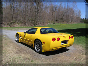 2002 Chevrolet Corvette Z06 Coupé (2 portes)