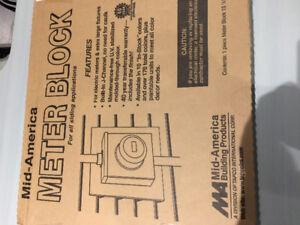 Mid-America Meter Block