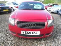 2001 AUDI TT 1.8 T Quattro [225] CHOICE OF 2 AVAILABLE