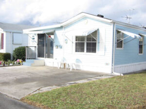 PARK MODEL TRAILER  FLORIDA 2 BED 2 BATH - REDUCED