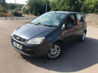 Ford Focus C-MAX 1.6TDCi 90 2006MY Zetec