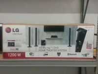 LG 3D Bluray Home Theater System