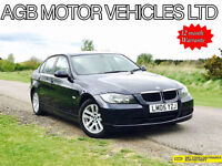 ** 2005 AUTOMATIC BMW 320 2.0 PETROL 3 SERIES AUTO - ONLY 89K MILES - NEW MOT **