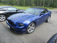 2014 Ford Mustang GT CONVERTIBLE Convertible