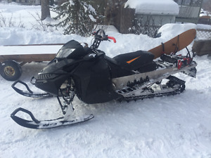 2014 summit 800 warranty