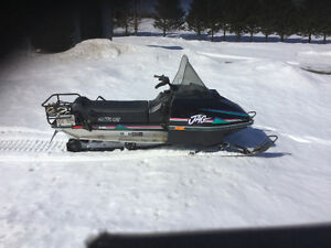 1991 Artic Cat Jag Mountain long track