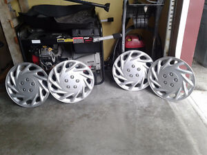 """Hubcaps for 16"""" steel wheels (universal fit)"""