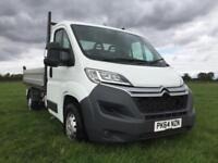 Citroen Relay 2.2HDi ( 130 ) 35 L2 MWB Tipper One Company Owner From New.
