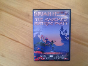 Uriah Heep The magician's birthday party