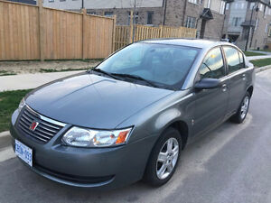 2007 SATURN ION 4 DOOR - RUNS GREAT!!!