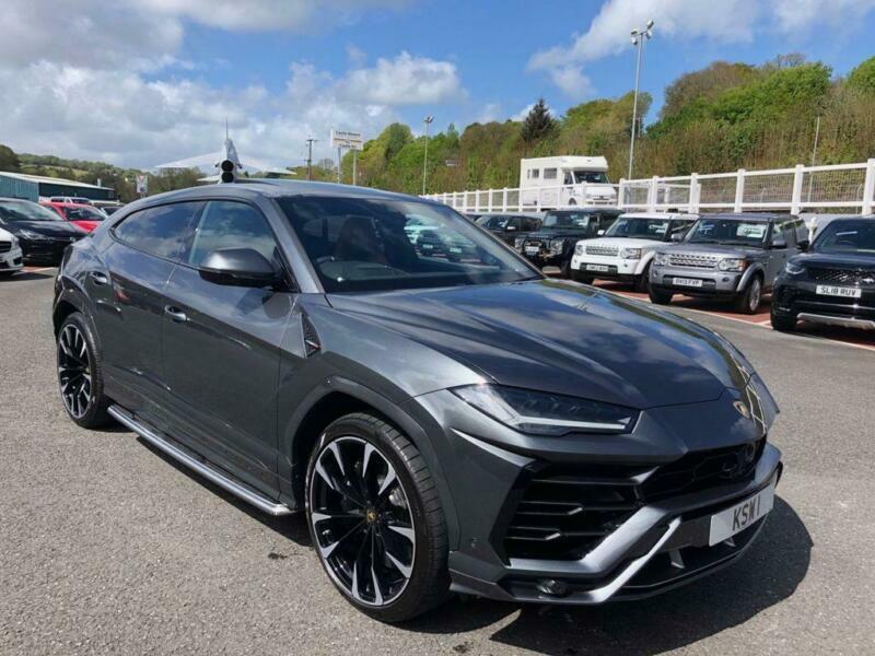 2019 LAMBORGHINI URUS 4 0 V8 641BHP SUV IN GRIGIO LYNX WITH 1,385 MILES |  in Liskeard, Cornwall | Gumtree