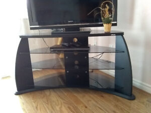 Modern Style TV-Electronics Stand