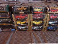 Die cast car / truck collection