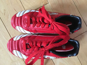Soccer Shoes size 12 girls