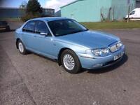 1999 v plate Rover 75 2.0 V6 auto Connoisseur