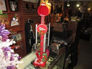 Decorative Holiday Mailbox For Sale