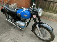 1958 AJS 250 Lightweight Type 14 BEAUTIFUL £2695