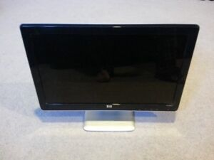 "HP Pavilion 2009m 20"" LCD Wide-Screen Monitor"
