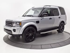 2016 Land Rover LR4 HSE Luxe package | Black pack