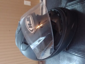 HJC IS-16 full face motorcycle helmet size large