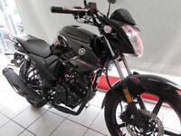 YAMAHA YS125 0% APR FINANCE 99 DEPOSIT. Learner Legal 125cc commuter bike.
