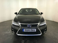 2014 LEXUS CT200H ADVANCE AUTO HYBRID 1 OWNER LEXUS SERVICE HISTORY FINANCE PX