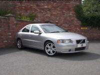 2006 Volvo S60 Saloon 2.0T 180 SE Lux Auto5 Petrol silver Automatic