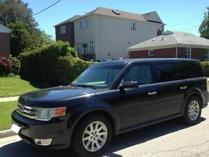 2010 Ford Flex SEL - no tax! 126k. Like an escape, SUV