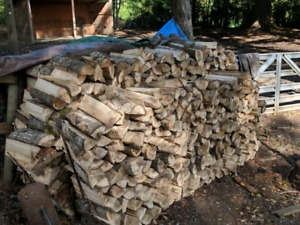 Very cheap seasoned firewood. (Pick-up only)