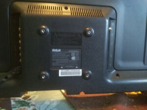 32 rca LCD television works great 50.00