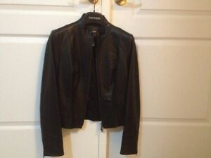 Women's Danier Leather Moto Jacket