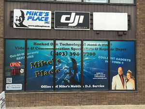 DJI DRONE RESELLER MIKE'S PLACE