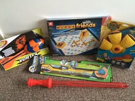 New toy bundle. Perfect for Christmas.