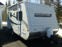 Hybrid Starcraft Travel Star 176 RB camper