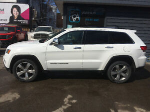 2015 Jeep Grand Cherokee limited 34900$