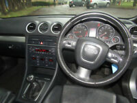 Audi A4 Cabriolet 1.8T 163 Sport Convertible Cabriolet**Low Mileage**FSH**