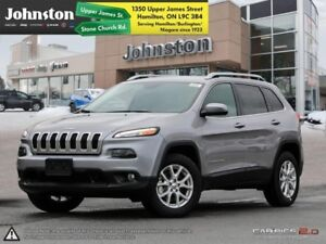 2018 Jeep Cherokee North  - Heated Seats - $96.83 /Wk