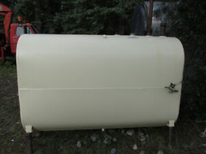 EcoGuard 1000 fuel tank.  Filled one time.