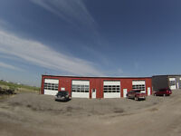 Airdrie Crossfield Ideal Industrial Space