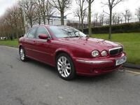 Jaguar X-TYPE 2.5 V6 SE saloon 2001/51 only 75,000 miles service history