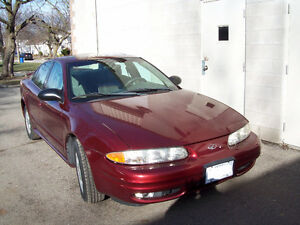 2002 Oldsmobile Alero GL Sedan certified etested